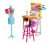 Barbie Kariera: Pracownia krawiecka (FJB25/FXP10)