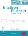 Intelligent Business Advanced TB with TM CD-Rom Irene Barrall, Nik Barrall