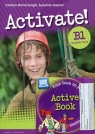 Activate B1 Student's Book +ActiveBook Barraclough Carolyn, Gaynor Suzanne