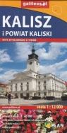Kalisz i powiat kaliski 1:12 000 / 1:60 000