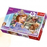 Sofia the First Puzzle 30 Pachnące róże (18196)