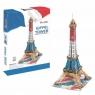 PUZZLE 3D Wieża Eiffla edycja specjalna (C044T)