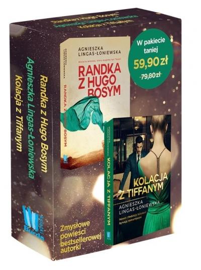 Pakiet: Kolacja z Tiffanym/Randka z Hugo Bosym Agnieszka Lingas-Łoniewska