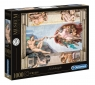 Puzzle 1000: Museum Collection. Michelangelo - The Creation of Man (39496)