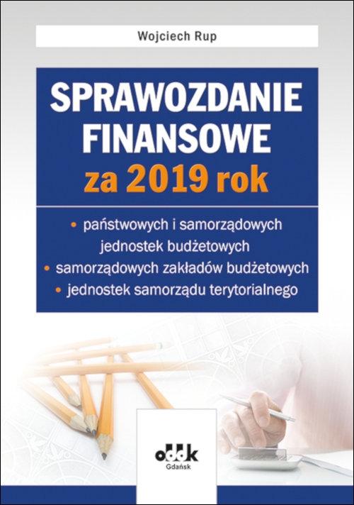 Sprawozdanie finansowe za 2019 rok / JBK1358 Wojciech Rup