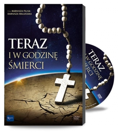 Teraz i w godzinę śmierci DVD Mariusz Pilis, Dariusz Walusiak