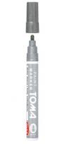 Marker olejny 2.5 mm - srebrny TO-44094