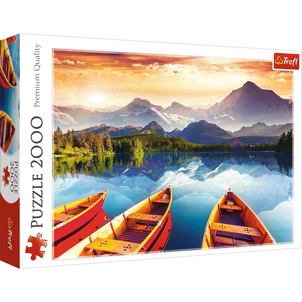 Puzzle 2000: Kryształowe jezioro (27096)