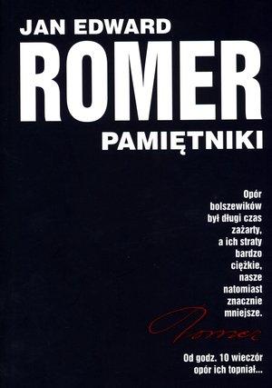Pamiętniki Jan Edward Romer Romer Jan Edward