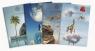 Brulion A5/96K kratka Amazing Animals (5szt)