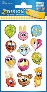 Naklejki dla dzieci - baloniki (53196)