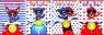 Zeszyt A5 Top 2000 w kratkę 32 kartki Racing Dogs