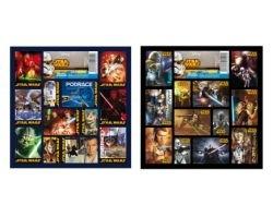Nalepki 16x16 Star Wars .