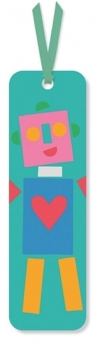 Zakładka do książki Happy Robot
