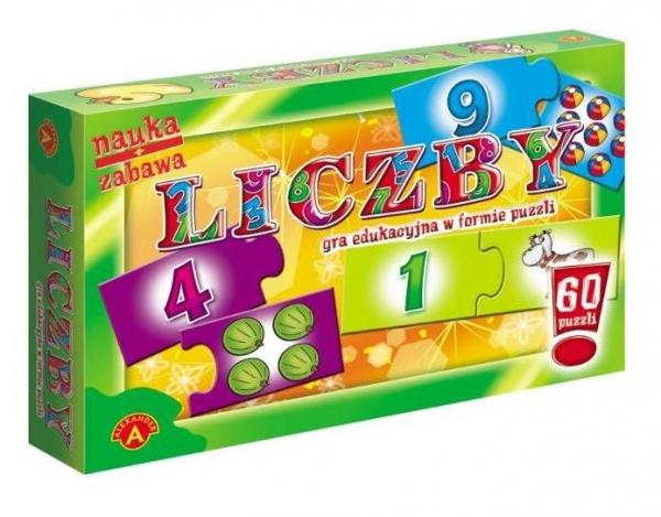 Liczby - Puzzle (0500)