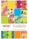 Blok z motywami Effect Passion - 10 arkuszy Happy Color (2029-PA)