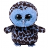Maskotka Beanie Boos: Yago - Niebieska Sowa 15 cm (36896)
