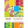 Blok z motywami Efekt A4/10 arkuszy - Passion (433133)