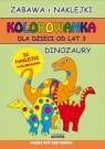 Kolorowanka dla dzieci od lat 3