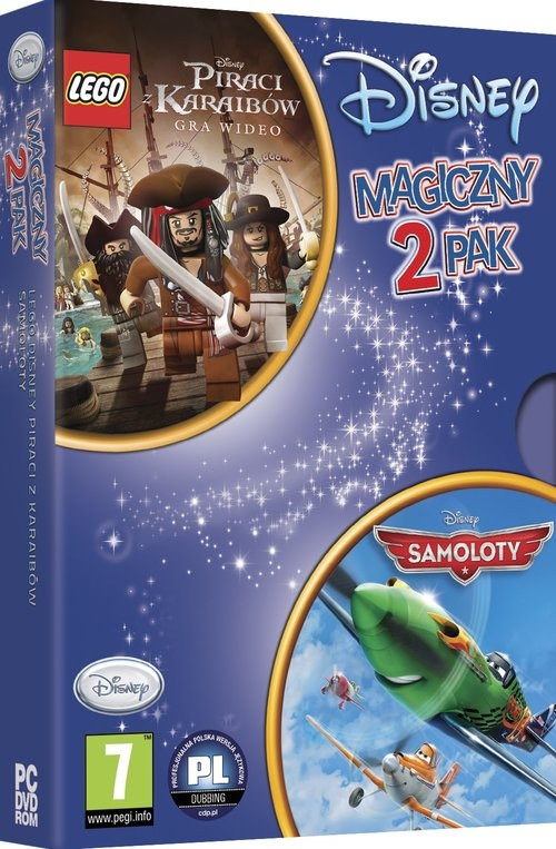 Lego Piraci + Samoloty PC