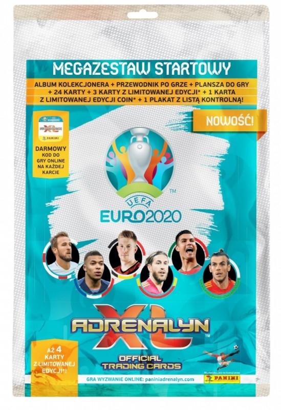 Karty Euro 2020 Megazestaw (048-00397)