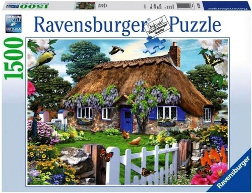 Puzzle 1500 Wiejski domek (162970)