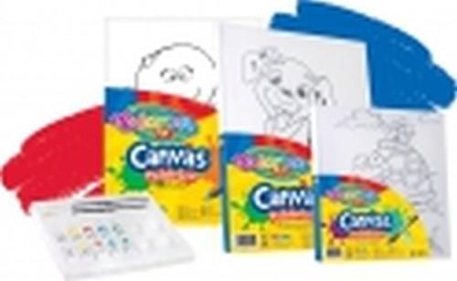 Podobrazie Colorino Kids 15 x 15cm