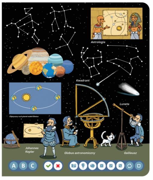 Czytaj z Albikiem. Książka - Wszechświat (28132)