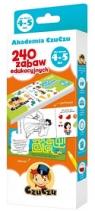 Akademia Czu Czu dla dzieci 4-5 lat (CzuCzu773050)