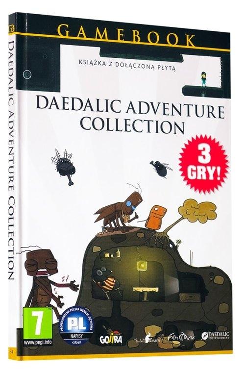 Gamebook Daedalic Adventure Collection