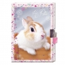 Pamiętnik zamykany Rabbit (393301)