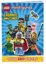 Lego Minifigures Zadanie: naklejanie