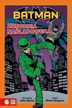 Batman Zbrodnia naśladowcza