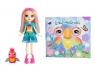 Enchantimals: Jajko niespodzianka - Lalka Peeki Parrot & Sheeny Wiek: 3+