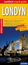 Londyn map & guide