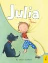 Julia się chowa Moroni Lisa