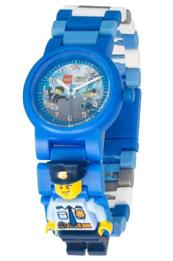Zegarek LEGO®: City - Policjant (8021193)