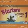 Cambridge English Starters 1 Audio CD