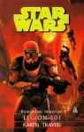 Star Wars Komandosi Imperium Legion 501 Traviss Karen