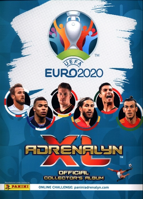Album UEFA EURO 2020 Adrenalyn XL