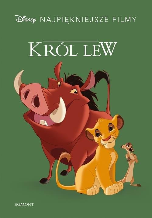 Król Lew Disney Najpiękniejsze filmy