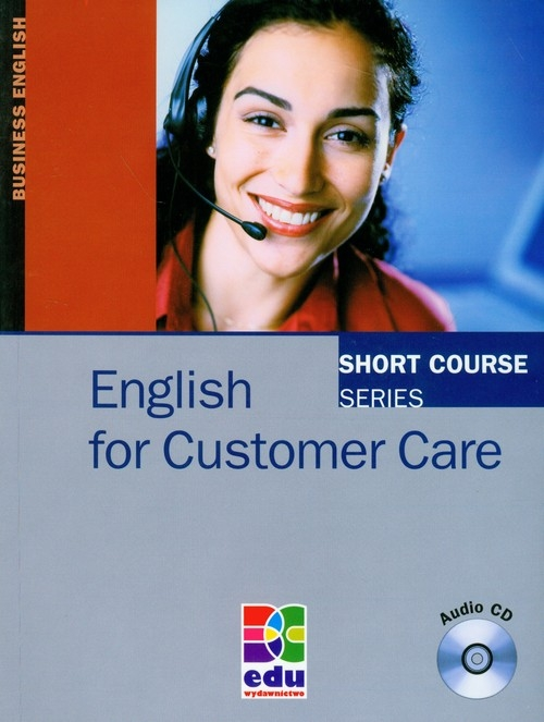 English for Customer Care with CD Richey Rosemary
