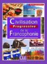 Civilisation progressive de la francophonie Niveau intermédiaire Livre