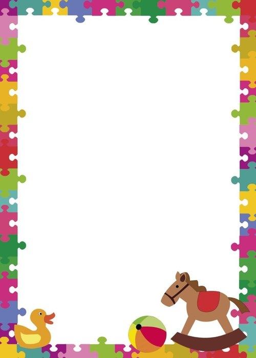 Dyplomy dziecięce Puzzle