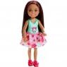 Barbie: Chelsea i przyjaciółki  - lalka z motywem tygrysa (DWJ33/FXG79)