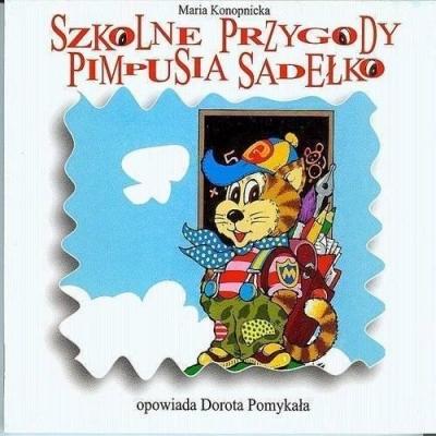 Szkolne Przygody Pimpusia Sadelko audiobook (Audiobook) Maria Konopnicka