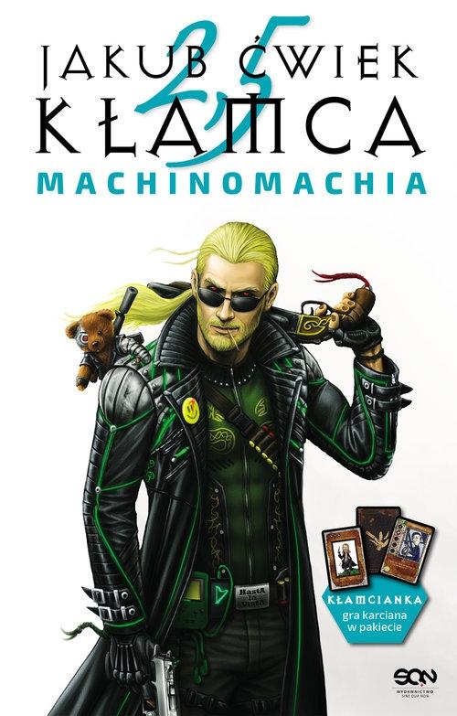 Kłamca 2.5 Machinomachia + gra Ćwiek Jakub