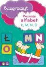Poznaję alfabet Ł M N O Bazgroszyt