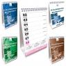 Kalendarz biurkowy 2021 pionowy EV-CORP mix