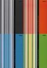 Brulion B5 Top-2000 w linie 160 kartek Student book mix